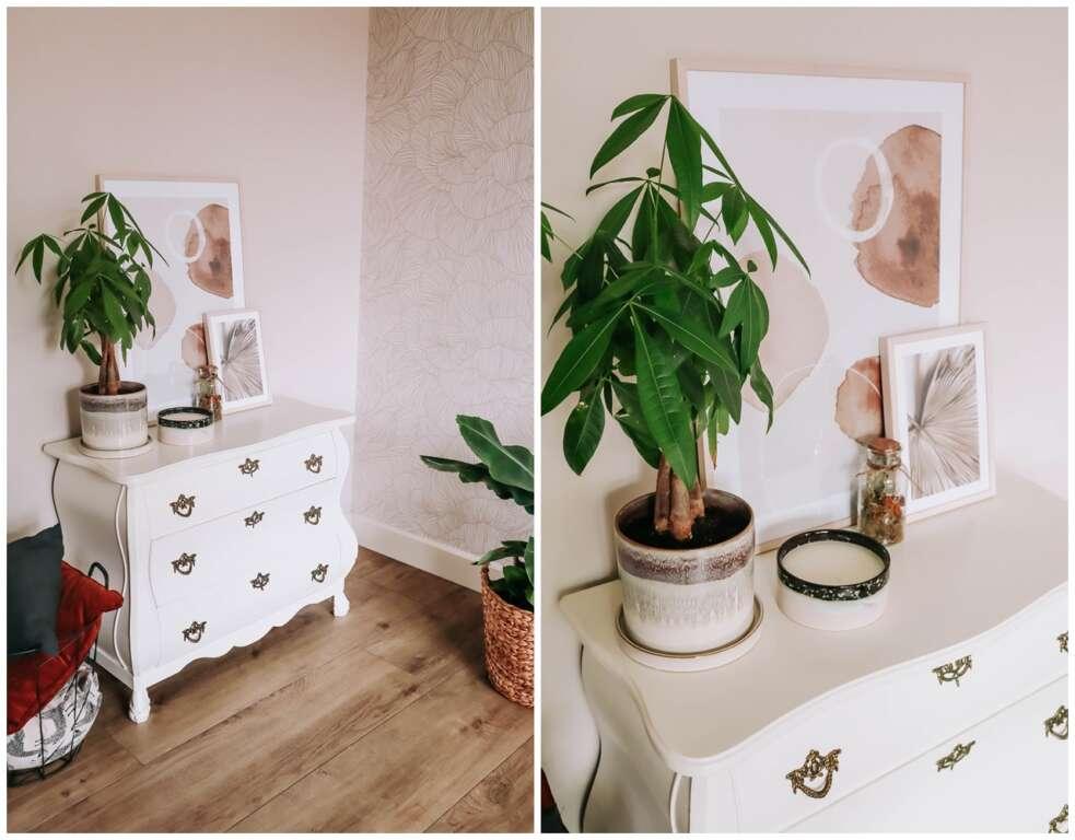 posters in aardetinten interieur woonkamer boho Desenio - Mama's Meisje blog