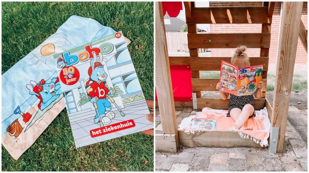 tijdschrift voor kinderen groep 1 groep 2 basisschool - Mama's Meisje blog
