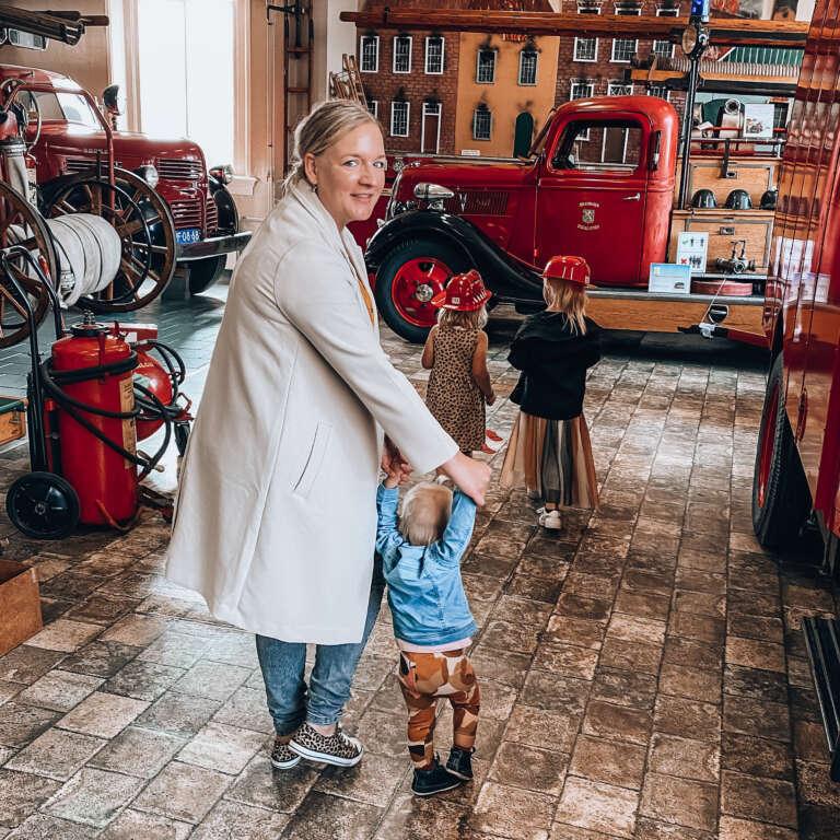 Budgetuitje Brandweermuseum Borculo (& overzicht van alle brandweermuseums in Nederland!) - Mama's Meisje blog