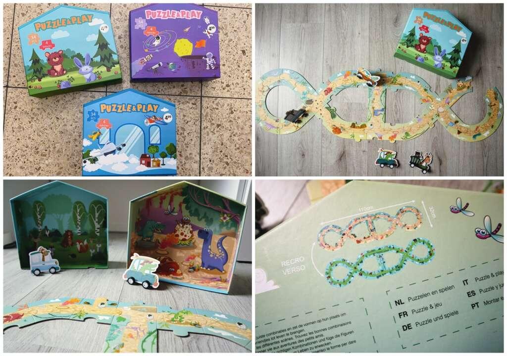 omkeerbare puzzel twee kanten schoencadeautje kleinigheidje kinderverjaardag cadeautip budget - Mama's Meisje blog