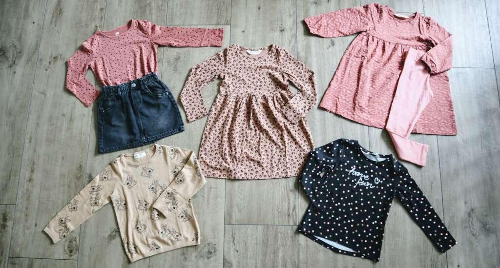 Budget kinderkleding shoplog H&M - Mama's Meisje blog