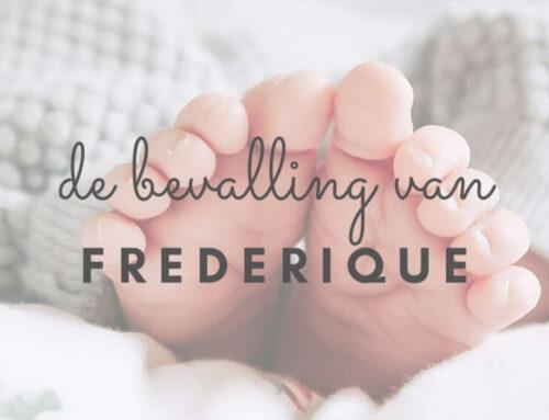 De Bevalling van: Frederique