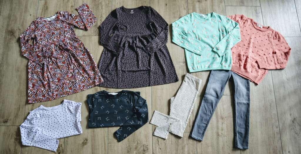 Meisjeskleding maat 122 H&M - Mama's Meisje blog