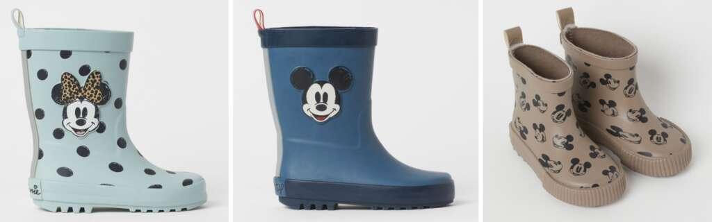 mickey mouse laarsjes rainboots - Mama's Meisje blog