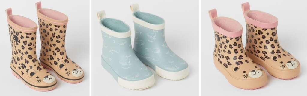 panterprint regenlaarzen - Mama's Meisje blog