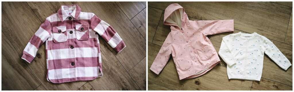 shacket voor kinderen regenjas voor baby - Mama's Meisje blog