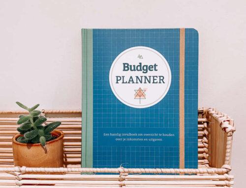 Budgettip   De Budgetplanner van Deltas (+ WIN!)