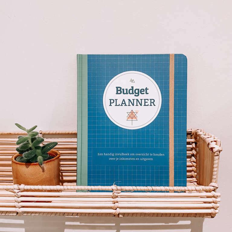 Budgettip De Budgetplanner van Deltas (+ WIN!) - Mama's Meisje blog